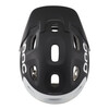 POC Trabec Race Helmet black/white